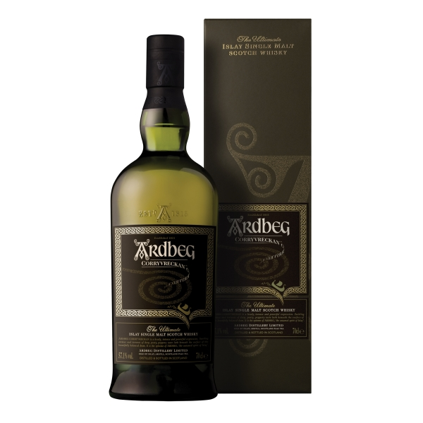 Ardbeg - Corryvreckan - Boxed - Whisky - Exclusive Luxury Limited Edition - 700 ml
