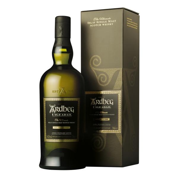 Ardbeg - Uigeadail - Boxed - Whisky - Exclusive Luxury Limited Edition - 700 ml