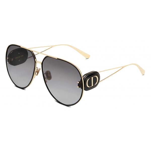 Dior - Occhiali da Sole - DiorBobby A1U - Oro Nero - Dior Eyewear