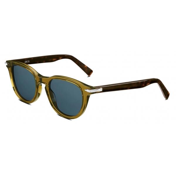 Dior - Occhiali da Sole - DiorBlackSuit R3I - Giallo Marrone - Dior Eyewear