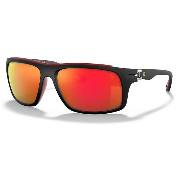 Ferrari - Ray-Ban - RB4364M F6026Q 61-17 - Official Original Scuderia Ferrari New Collection - Sunglasses – Eyewear