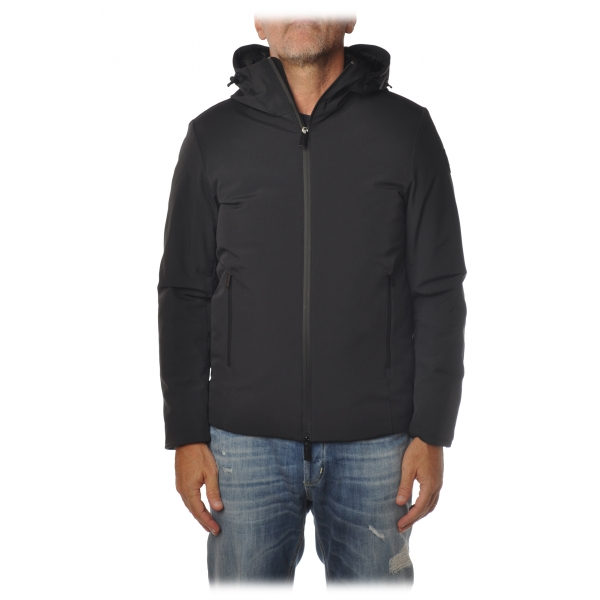 Woolrich - Jacket in Technical Fabric - Black - Jacket - Luxury Exclusive Collection