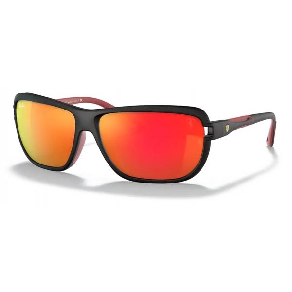 Ferrari - Ray-Ban - RB4365M F6026Q 62-15 - Official Original Scuderia Ferrari New Collection - Sunglasses – Eyewear