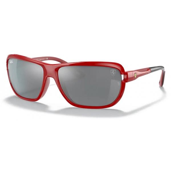 Ferrari - Ray-Ban - RB4365M F6236G 62-15 - Official Original Scuderia New Collection - Occhiali da Sole - Eyewear