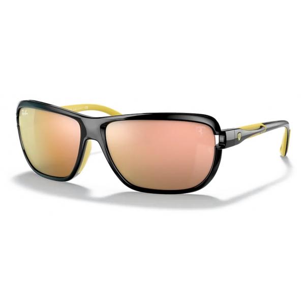 Ferrari - Ray-Ban - RB4365M F6572Y 62-15 - Official Original Scuderia Ferrari New Collection - Sunglasses – Eyewear