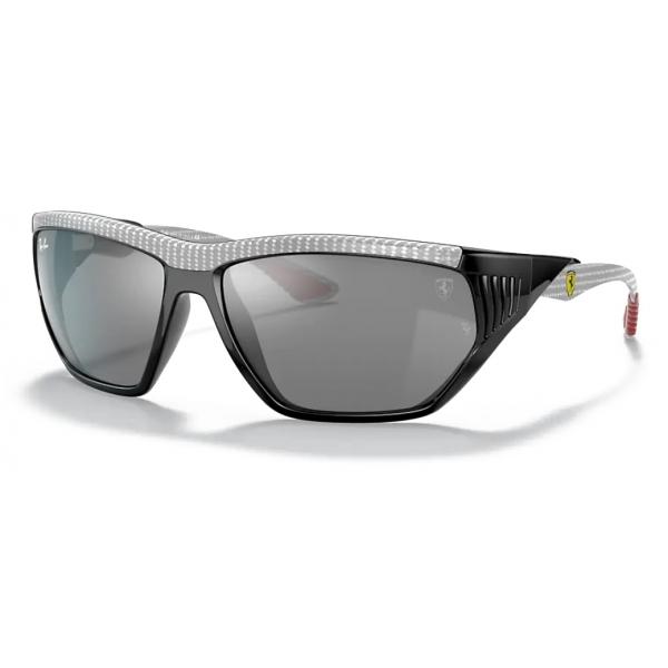 Ferrari - Ray-Ban - RB8359M F6626G 64-16 - Official Original Scuderia Ferrari New Collection - Sunglasses – Eyewear
