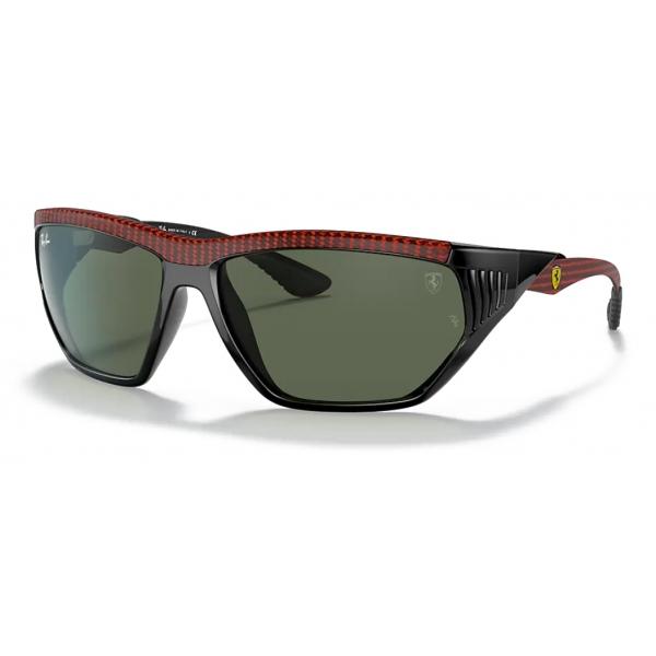 Ferrari - Ray-Ban - RB8359M F66171 64-16 - Official Original Scuderia Ferrari New Collection - Sunglasses – Eyewear