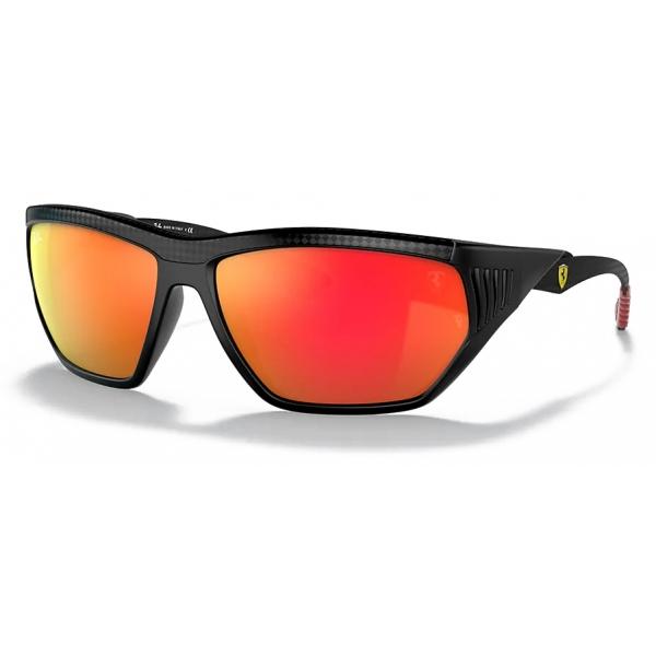 Ferrari - Ray-Ban - RB8359M F6026Q 64-16 - Official Original Scuderia Ferrari New Collection - Sunglasses – Eyewear