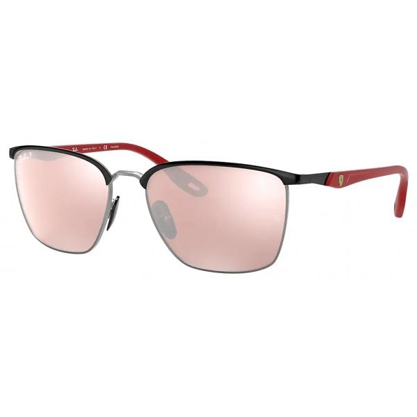 Ferrari - Ray-Ban - RB3673M F602H2 56-23 - Official Original Scuderia Ferrari New Collection - Sunglasses – Eyewear