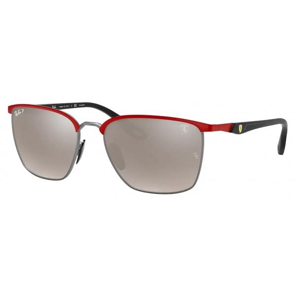 Ferrari - Ray-Ban - RB3673M F0455J 56-23 - Official Original Scuderia New Collection - Occhiali da Sole - Eyewear