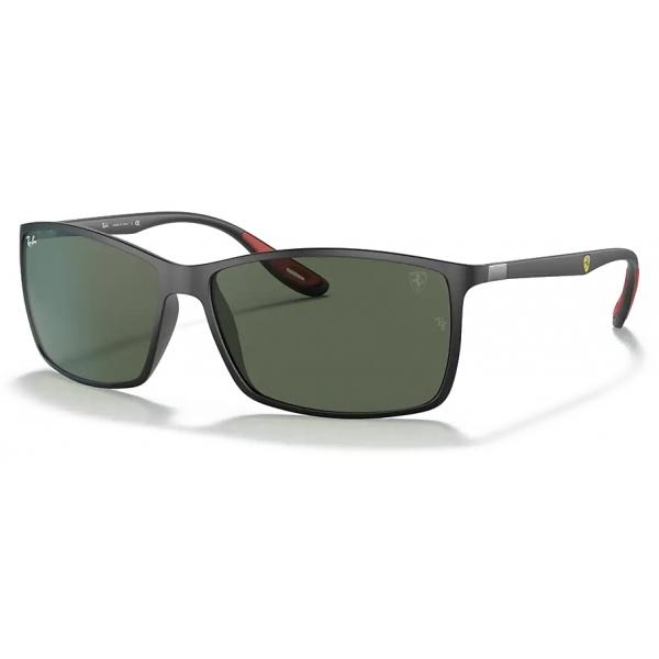 Ferrari - Ray-Ban - RB4179M F60271 60-13 - Official Original Scuderia Ferrari New Collection - Sunglasses – Eyewear