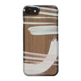 Wood'd - Tela Sei Cover - iPhone 8 Plus / 7 Plus - Cover in Legno - Canvas Collection