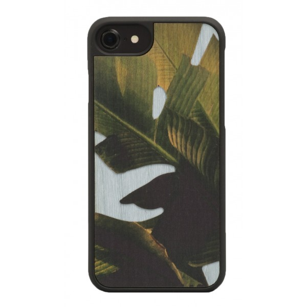 Wood'd - California Cover - iPhone 8 Plus / 7 Plus - Cover in Legno - Classic Collection