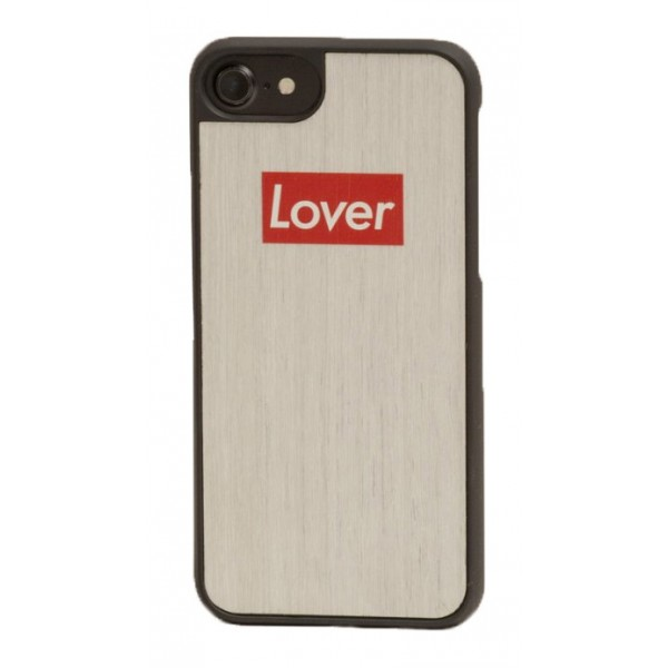 Wood'd - Lover Boxed Cover - iPhone 8 Plus / 7 Plus - Cover in Legno - Type Collection