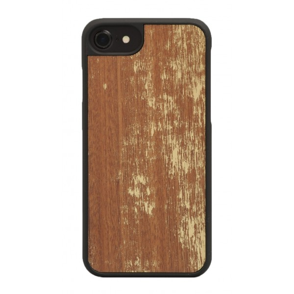 Wood'd - Oro Mahogany Cover - Samsung S7 Edge - Cover in Legno - Vintage Collection