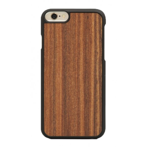Wood'd - Rosewood Cover - Samsung S7 Edge - Wooden Cover - Classic Collection