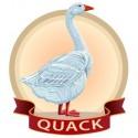 Quack Italia - Foie Gras - Fegato Grasso d'Oca Fresco Quack - Carni - 500 g