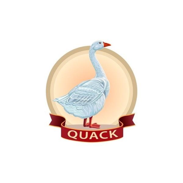 Quack Italia - Petto d'Anatra Fresco Singolo Quack - Carni - 350 g
