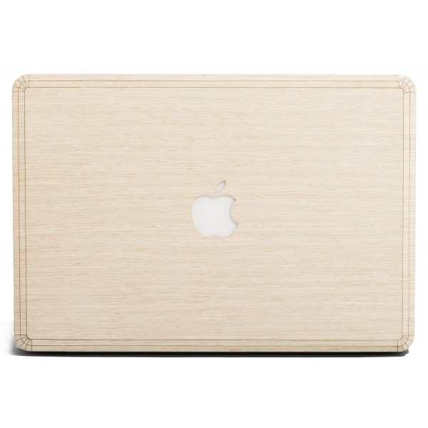 Wood'd - Skin Frassino - MacBook Pro - Skin Legno - Classic Collection