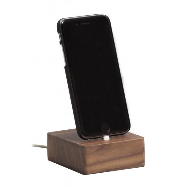 Wood'd - Lightning Dock Walnut - Desk Supplier - Wood'd Desk Collection
