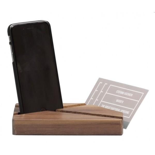 Wood'd - Universal Dock Noce - Desk Supplier - Wood'd Desk Collection
