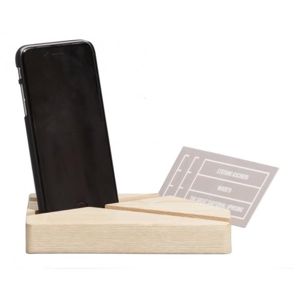 Wood'd - Universal Dock Ashwood - Desk Supplier - Wood'd Desk Collection