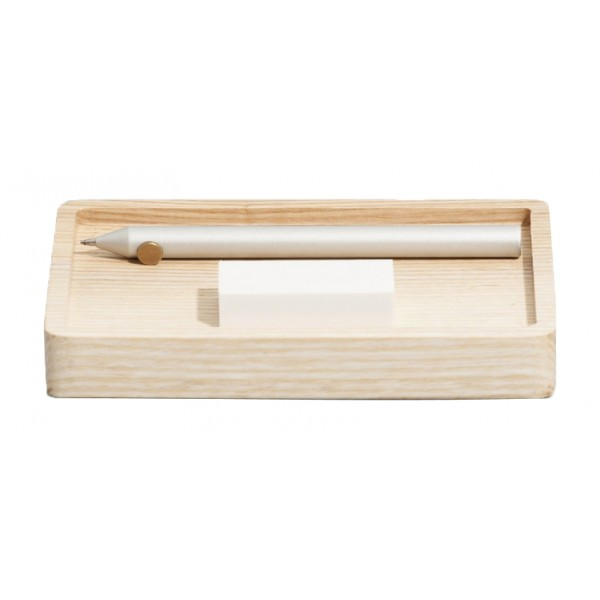 Wood'd - Small Tray Ashwood - Desk Supplier - Wood'd Desk Collection
