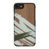 Wood'd - Tela Otto Cover - iPhone 6/6s - Cover in Legno - Canvas Collection