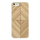 Wood'd - Vortex Oak Cover - iPhone 6/6s - Cover in Legno - Classic Collection