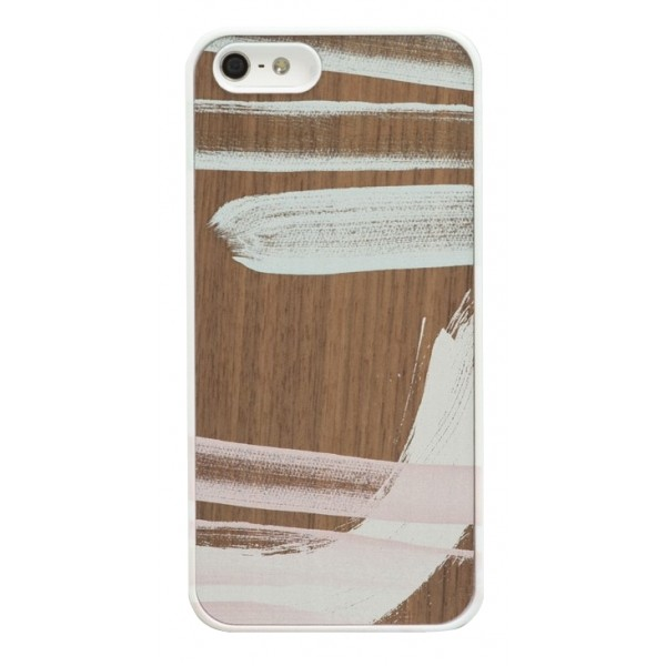 Wood'd - Tela Sei Cover - iPhone 6/6s Plus - Cover in Legno - Canvas Collection