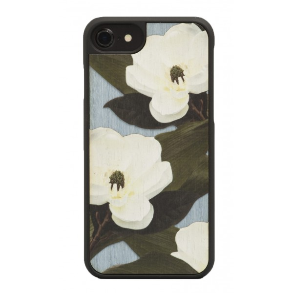 Wood'd - White Spring Cover - iPhone 6/6s Plus - Cover in Legno - Classic Collection