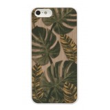 Wood'd - Tropical Cover - iPhone 6/6s Plus - Cover in Legno - Classic Collection