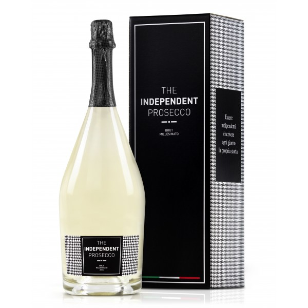 The Independent Prosecco - Sparkling - The Independent Prosecco D.O.C. Millesimato Brut - Magnum - 1,5 l