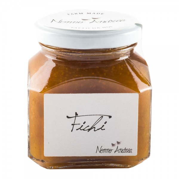 Nonno Andrea - Fig Sweet Compote - Sweet Compotes Organic