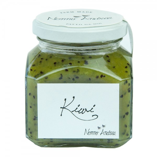 Nonno Andrea - Kiwi Sweet Compote - Sweet Compotes Organic