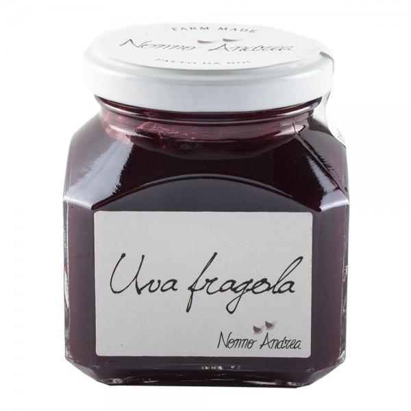 Nonno Andrea - Fox Grape Sweet Compote - Sweet Compotes Organic