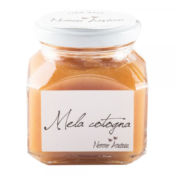 Nonno Andrea - Quince Sweet Compote - Sweet Compotes Organic