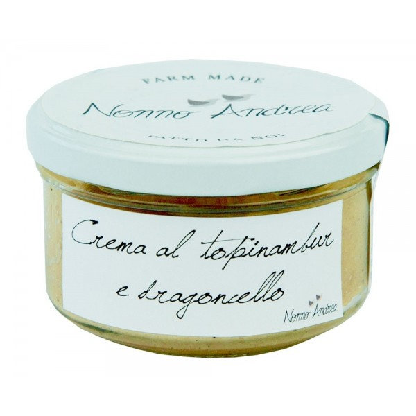 Nonno Andrea - Crema al Topinambur e Dragoncello - Creme Bio