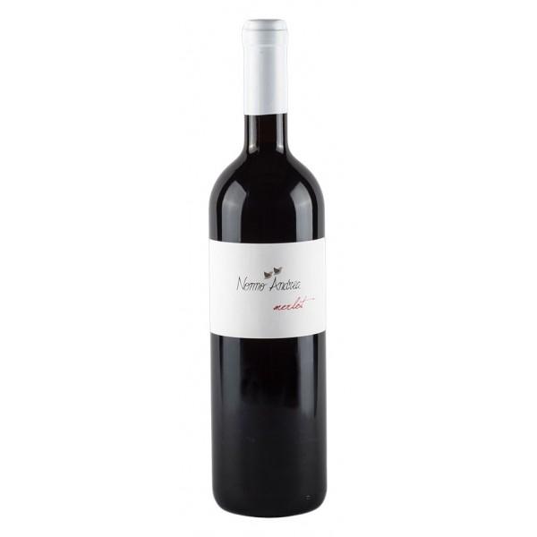 Nonno Andrea - Merlot Wine I.G.T. - Artisan Wine Organic