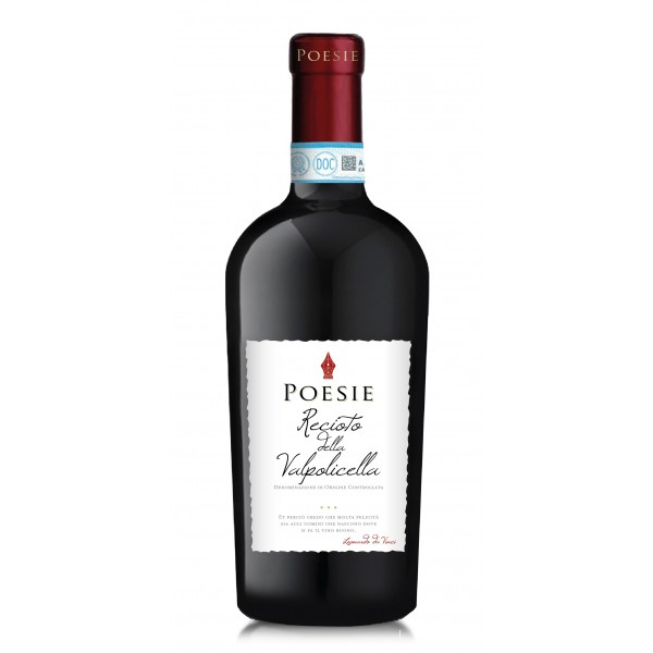 Cantina di Soave - Poesie - Recioto of Valpolicella D.O.C. - 2013 - Classic Special Wines