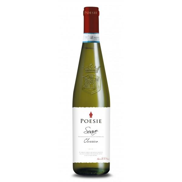 Cantina di Soave - Poesie - Soave Classic D.O.C. - 2015 - Classic Wines D.O.C.