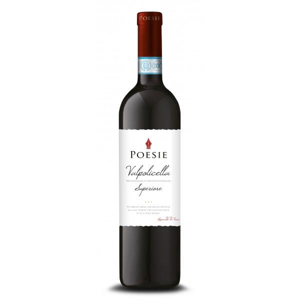 Cantina di Soave - Poesie - Valpolicella Superior D.O.C. - 2015 - Classic Wines D.O.C.