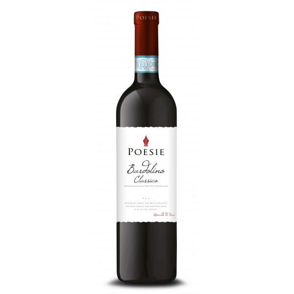 Cantina di Soave - Poesie - Bardolino Classic D.O.C. - 2016 - Classic Wines D.O.C.