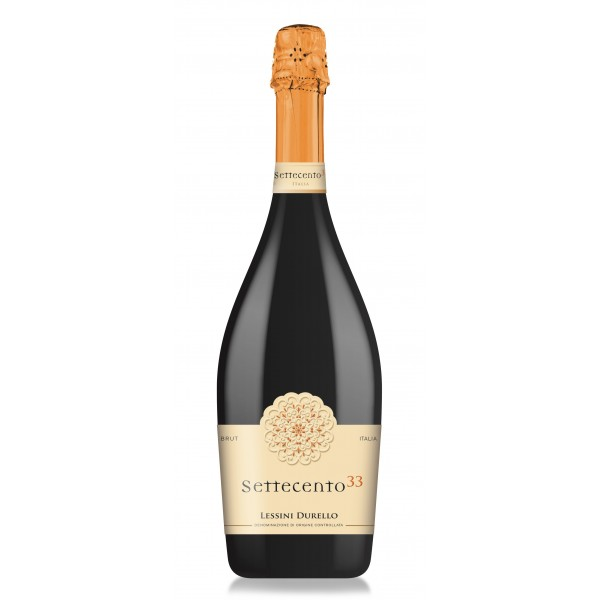 Cantina di Soave - Settecento33 - Lessini Durello Brut D.O.C. - Sparkling Wines Charmat Method