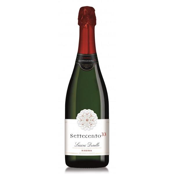 Cantina di Soave - Settecento33 - Lessini Durello Reserve D.O.C. - Sparkling Wines Classic Method