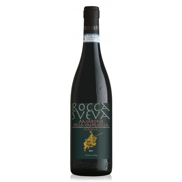 Cantina di Soave - Rocca Sveva - Amarone della Valpolicella Riserva D.O.C.G. - 2011 - Magnum in Cassetta di Legno - 1,5 l