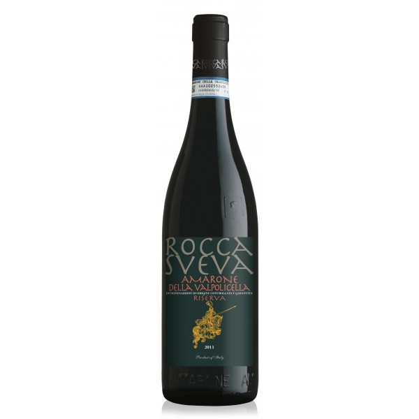 Cantina di Soave - Rocca Sveva - Amarone della Valpolicella Riserva D.O.C.G. - Magnum in Cassetta di Legno - 1,5 l