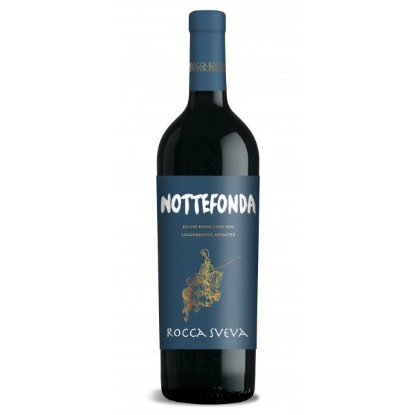 Cantina di Soave - Rocca Sveva - Nottefonda I.G.T. - Red Veronese - The Superveneti I.G.P.