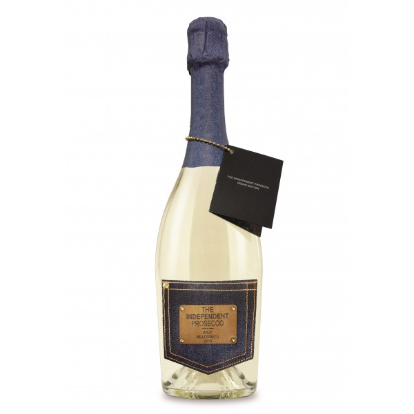 The Independent Prosecco - Fantinel - Denim Limited Edition - D.O.C. Millesimato Brut - Sparkling Wine