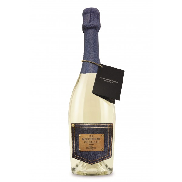 The Independent Prosecco - Fantinel - Denim Limited Edition - D.O.C. Millesimato Brut - Spumanti